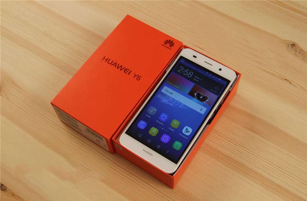 Huawei Y6 Pro коробка