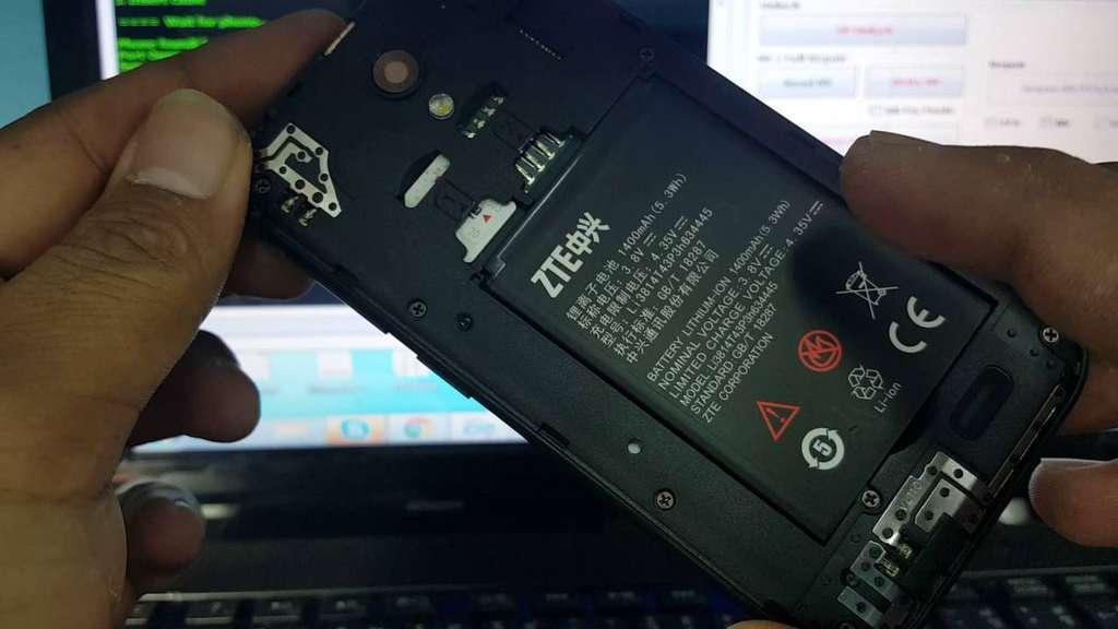 ZTE Blade L110 аккумулятор