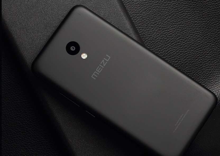 Meizu M6 дизайн