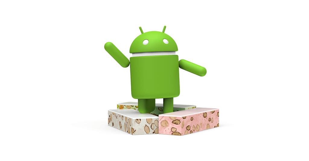 Huawei P8 Lite андроид 7.0