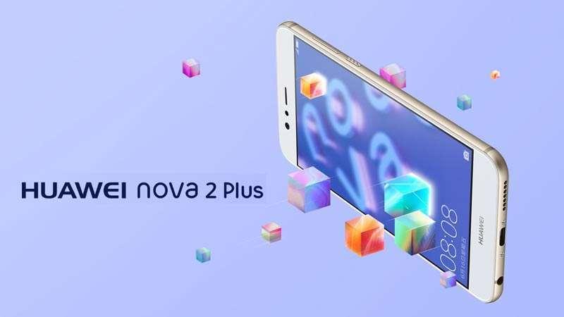 Huawei Nova 2 Plus дисплей