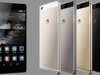 Обзор Huawei P8 Lite