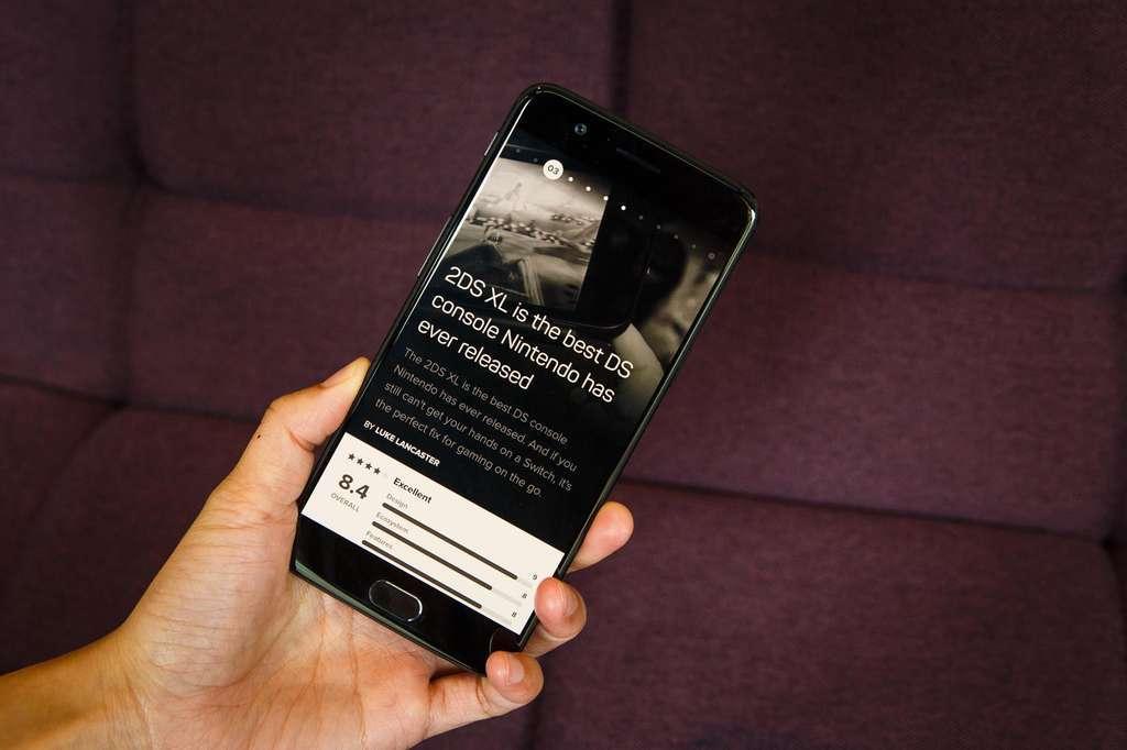 OnePlus 5 обзор