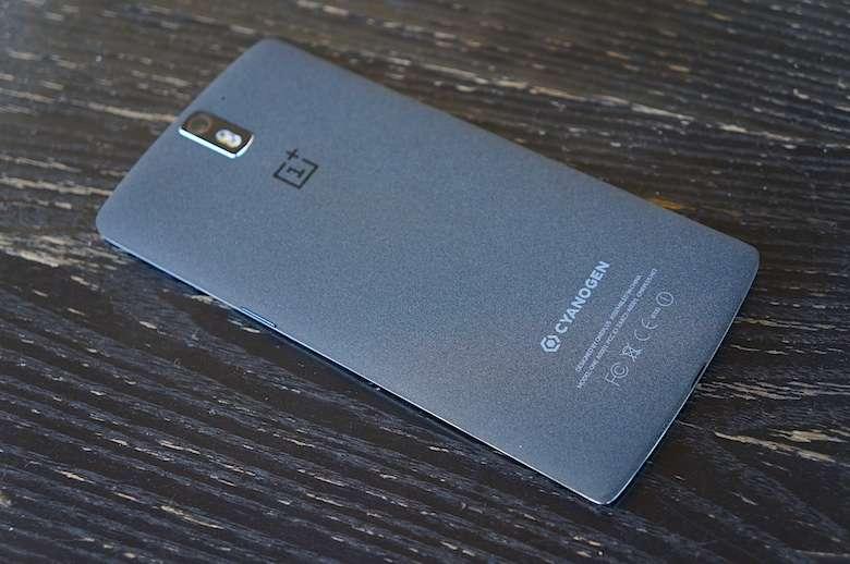 Задняя панель OnePlus One