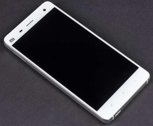 Дизайн Xiaomi Mi4