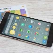 OnePlus One внешний вид