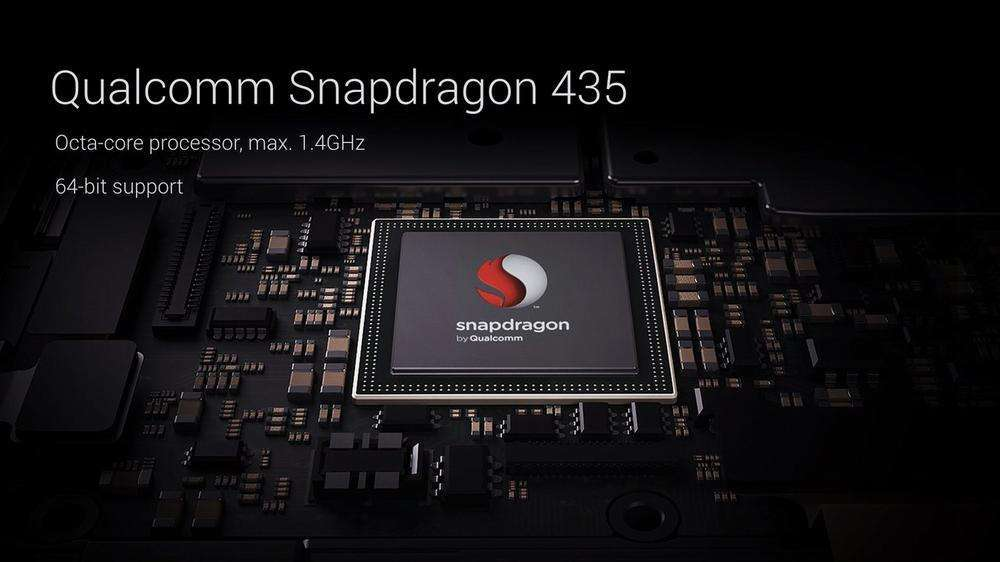 Процессор Qualcomm Snapdragon 435