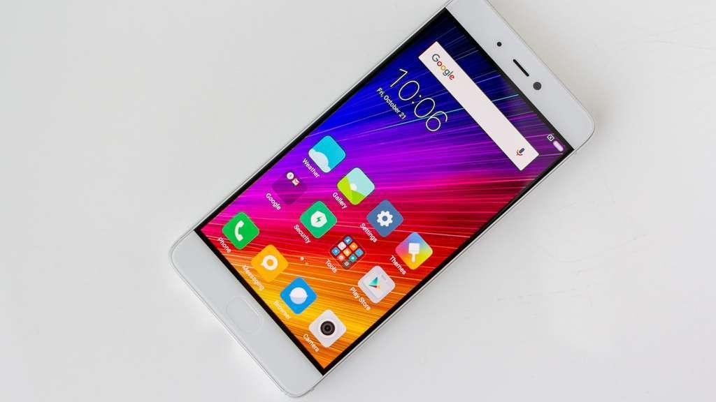 Xiaomi Mi5S дисплей