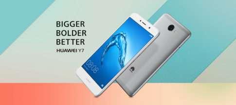 Huawei Y7 обзор