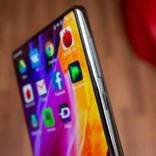 Xiaomi Mi Mix правая грань смартфона