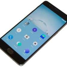 OnePlus 3 интерфейс