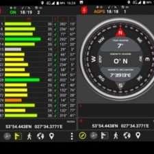 Doogee BL5000 навигационная система