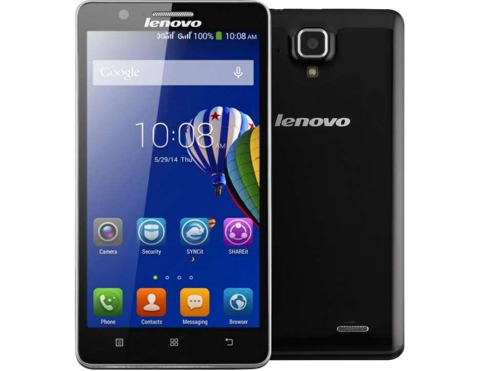 Обзор Lenovo a563
