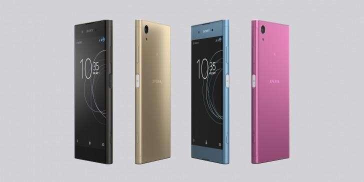Цвета Sony Xperia XA1 Plus
