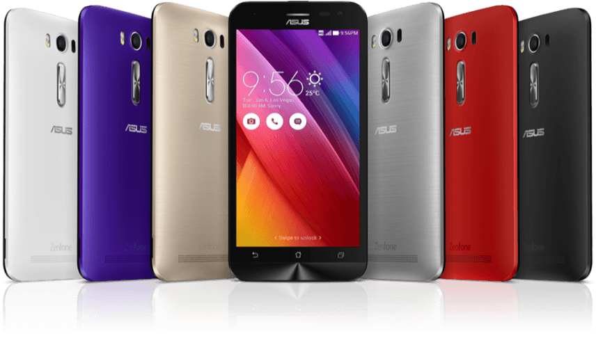 цветовые решения ASUS ZenFone 2 Laser