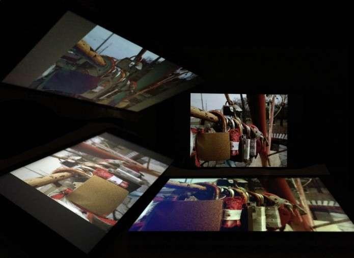 Lenovo Vibe P1m дисплей