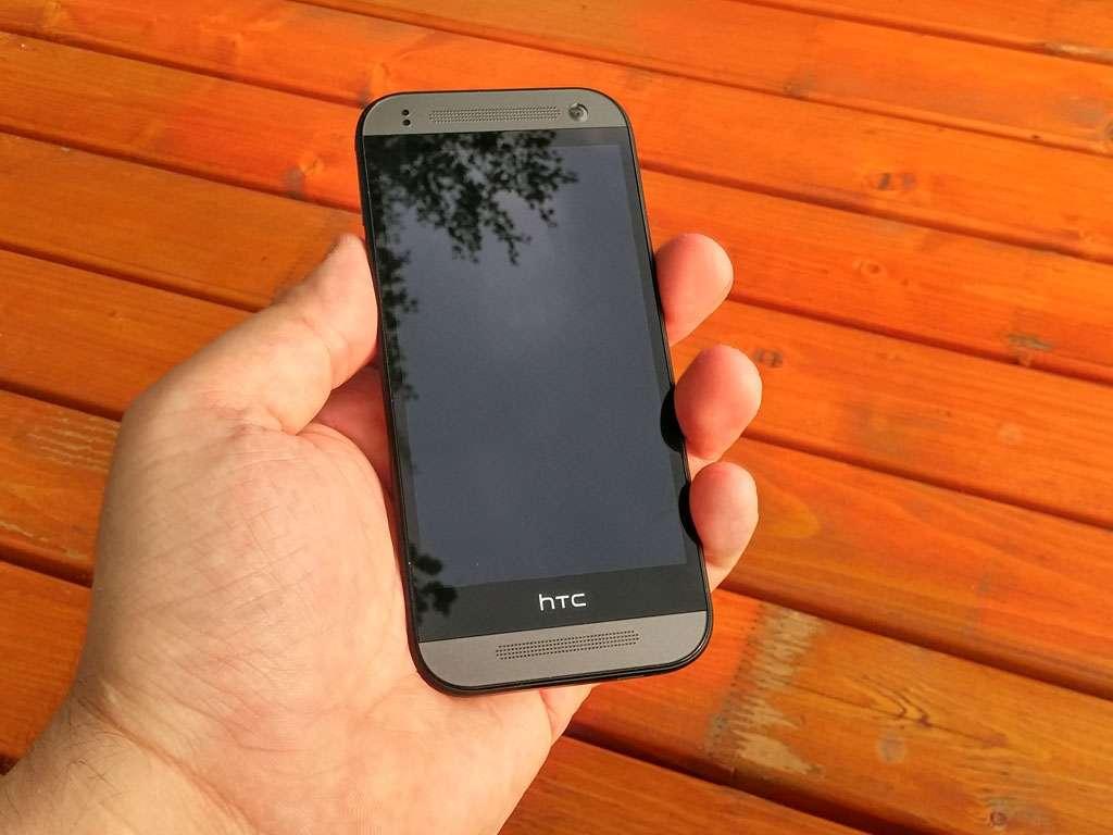 разблокировка экрана HTC One Mini 2