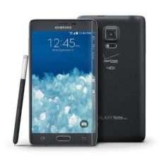 Galaxy Note Edge черный цвет