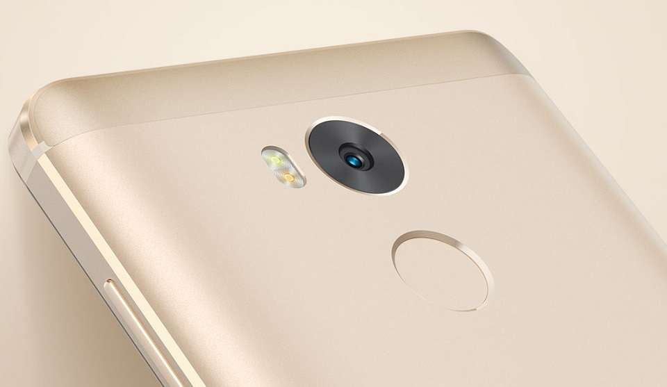 Xiaomi Redmi 4 основная камера