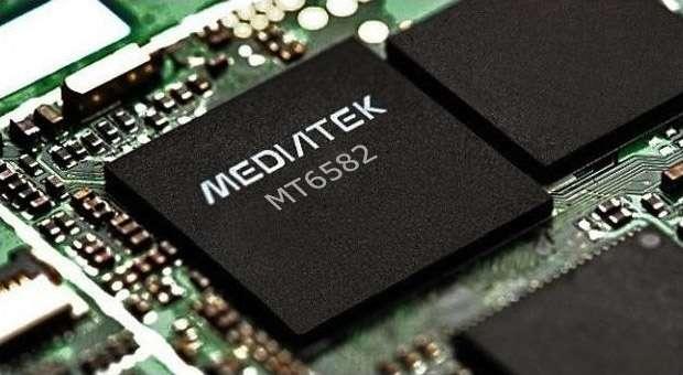 Процессор MediaTek MT6582