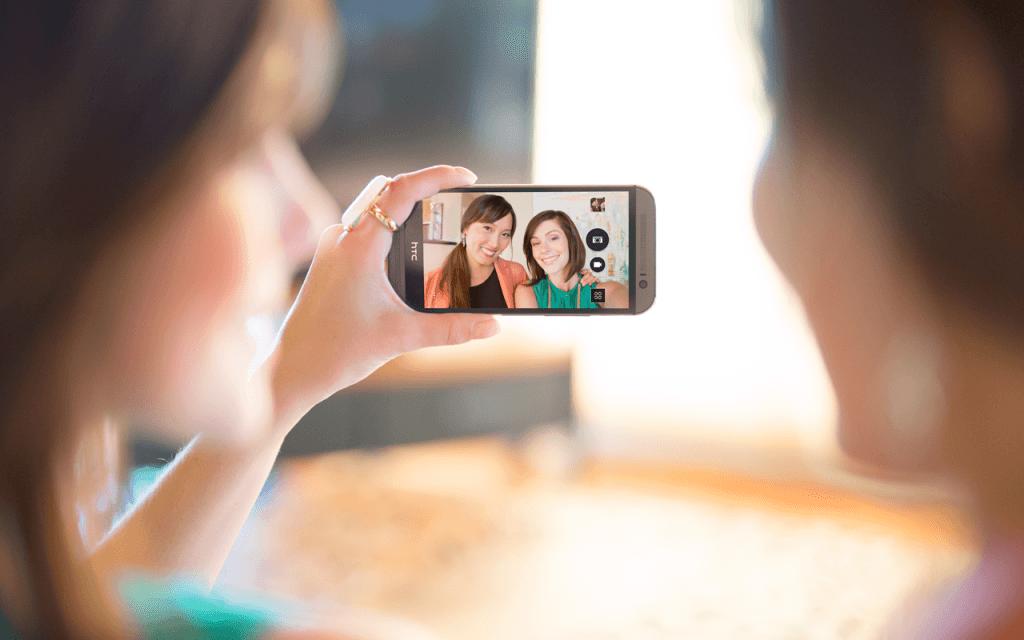фронтальная камера HTC One Mini 2