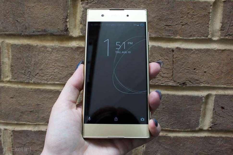 Экран Sony Xperia XA1 Plus