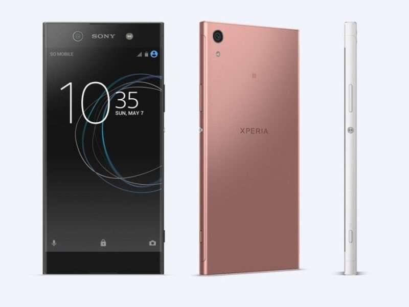 Sony Xperia XA1 Ultra цвет