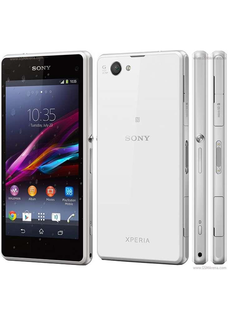 Дизайн Sony Xperia ZR