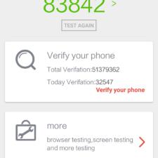 Xiaomi Redmi Note 4 тестирование AnTuTu