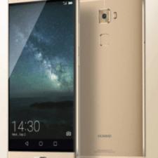 Huawei Mate S золотистый