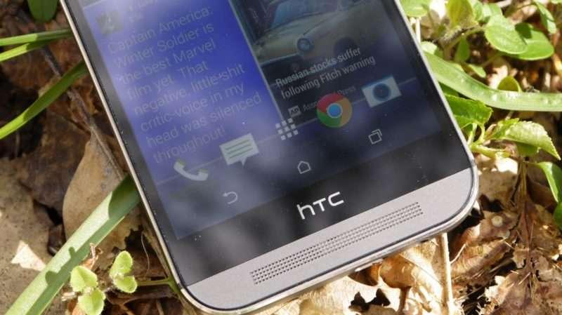 динамик HTC One M8