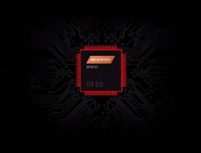 Процессор MediaTek MT6737