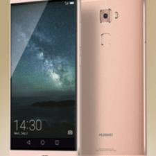 Huawei Mate S розовый