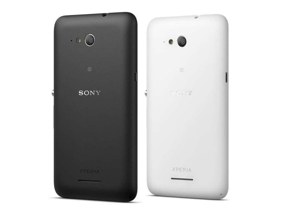 Sony Xperia E4g цвет