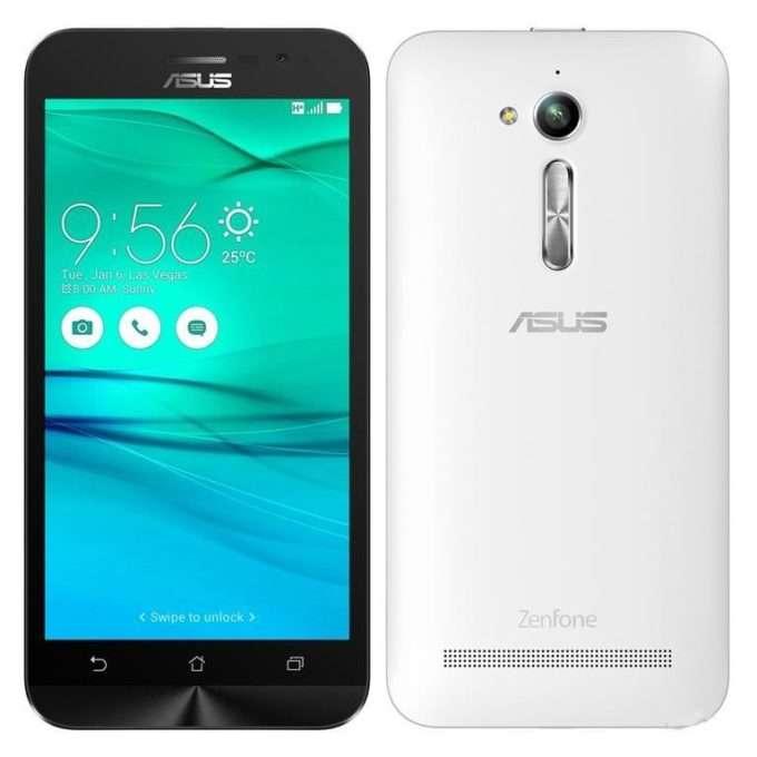 Asus ZenFone Go белый