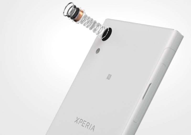 Sony Xperia XA1 Ultra основная камера
