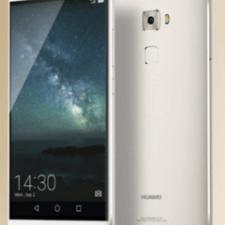 Huawei Mate S серебристый