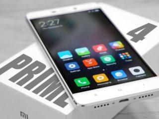 Обзор Xiaomi Redmi 4 Prime