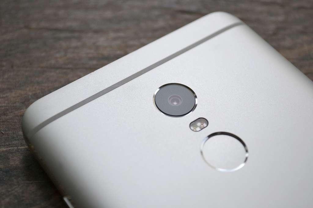 Xiaomi Redmi Note 4 камера
