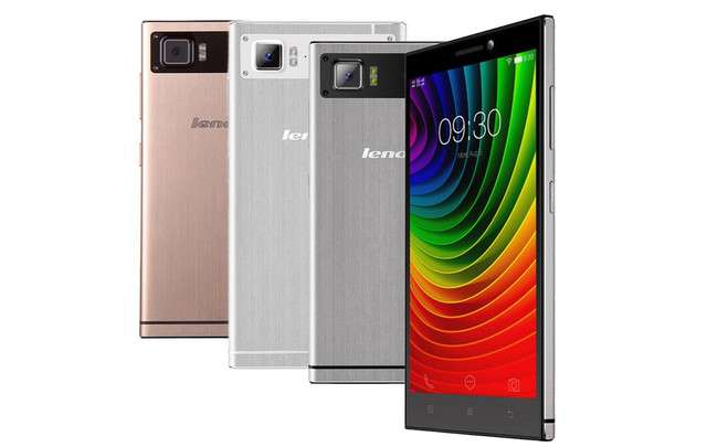 цветовые решения Lenovo Vibe Z2