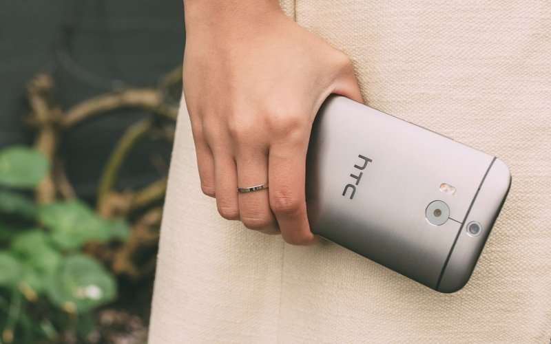 задняя крышка HTC One M8