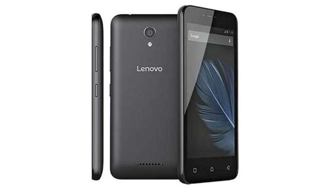 Lenovo A plus внешний вид