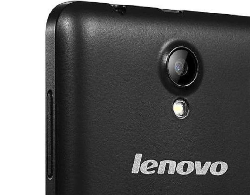 Lenovo А319 Основная камера