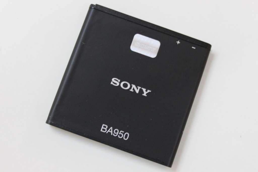 Аккумулятор от смартфона Sony