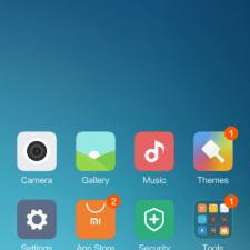 Xiaomi Redmi Note 4 интерфейс