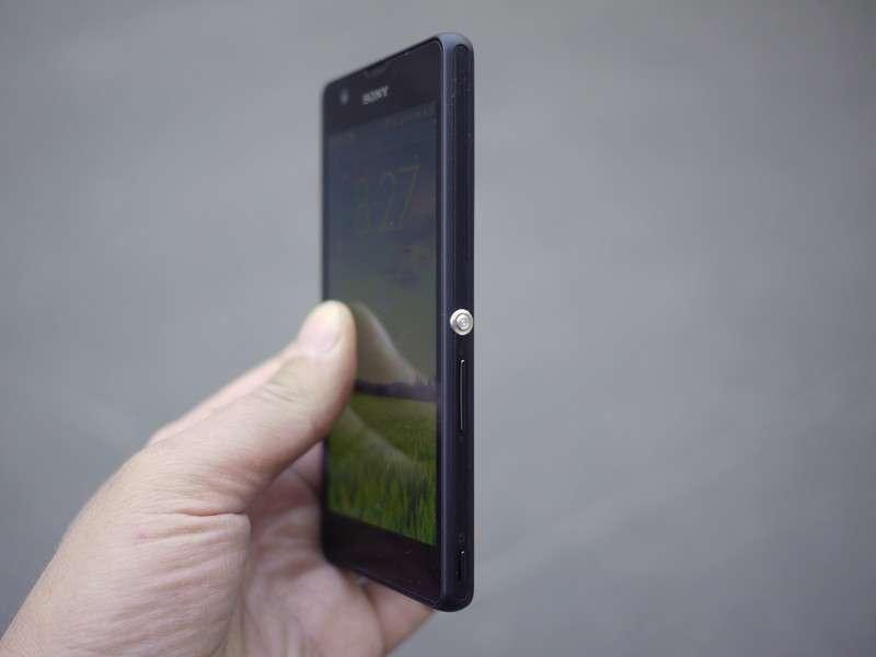 Кнопка включения Sony Xperia ZR