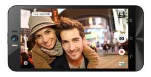ASUS ZenFone Selfie пример фото
