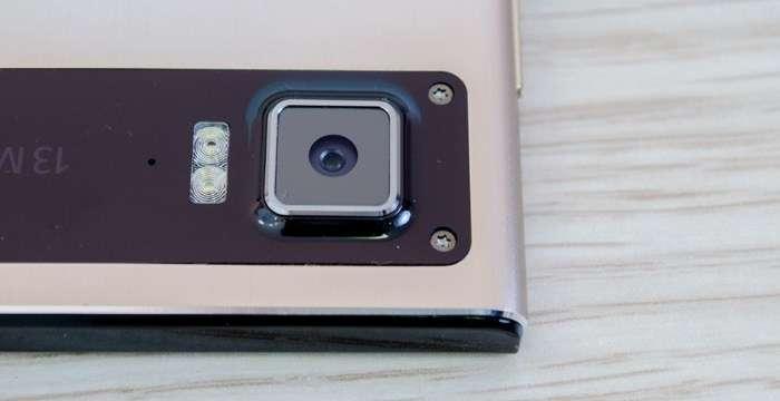 Основная камера Lenovo Vibe Z2