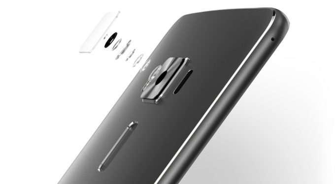Основная камера ASUS ZenFone 3 Deluxe