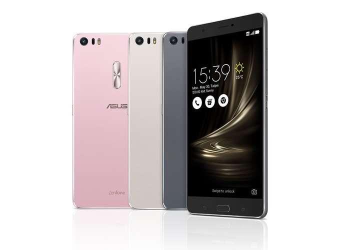 цветовые решения ASUS ZenFone 3 Ultra